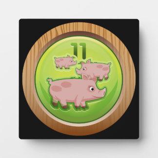 Glitch Achievement porker porter ii Plaque