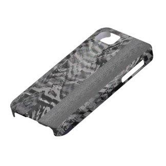 Glitch Art iPhone 5 case