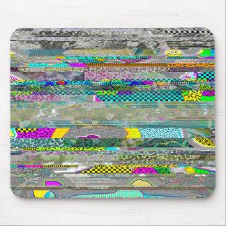 Glitch Art Mousepad