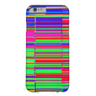Glitch Barely There iPhone 6 Case