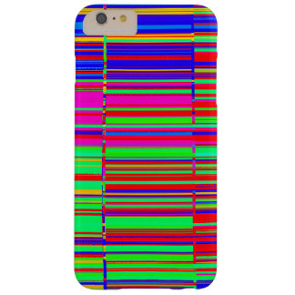 Glitch Barely There iPhone 6 Plus Case