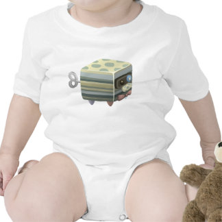 Glitch butler cubimal baby creeper
