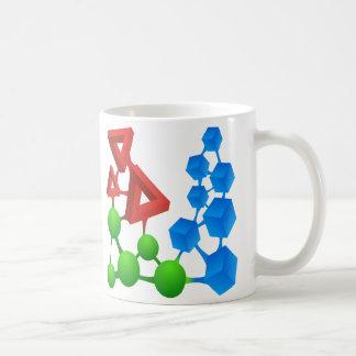 Glitch: compounds alphose classic white coffee mug