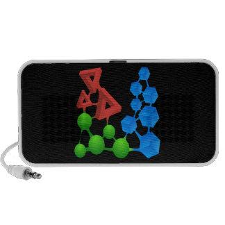 Glitch: compounds alphose notebook speakers