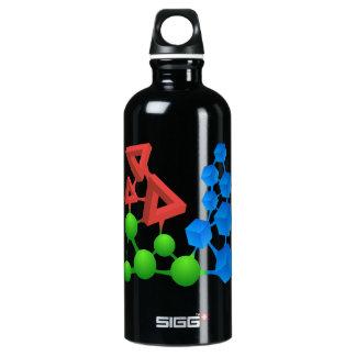 Glitch: compounds alphose SIGG traveler 0.6L water bottle