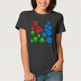 Glitch: compounds alphose t-shirts