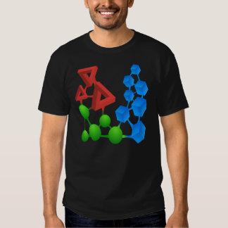 Glitch: compounds alphose tees
