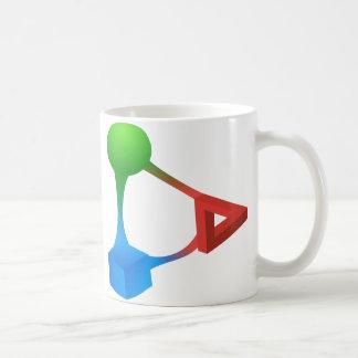 Glitch: compounds diabolic acid coffee mug