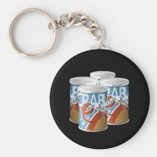 Glitch: crabato juice keychain