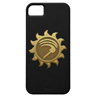 Glitch Emblem Mab iPhone SE/5/5s Case