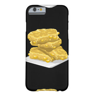 Glitch Food corny fritter Barely There iPhone 6 Case