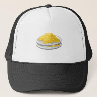 Glitch Food eggy scramble Trucker Hat