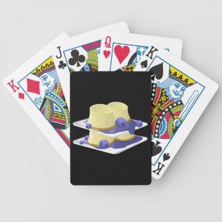 Glitch Food flummery Bicycle Playing Cards