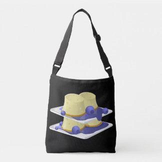 Glitch Food flummery Crossbody Bag