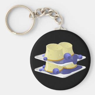 Glitch Food flummery Keychain