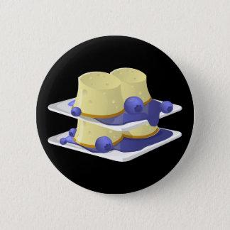 Glitch Food flummery Pinback Button