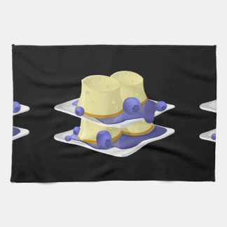 Glitch Food flummery Towel