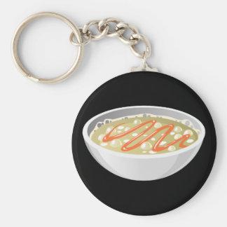 Glitch Food fortifying gruel Keychain