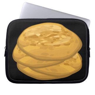 Glitch Food greasy frybread Laptop Sleeve
