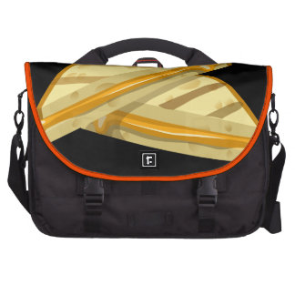 Glitch Food grilled cheese Bags For Laptop