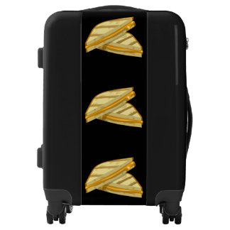 Glitch Food grilled cheese Luggage