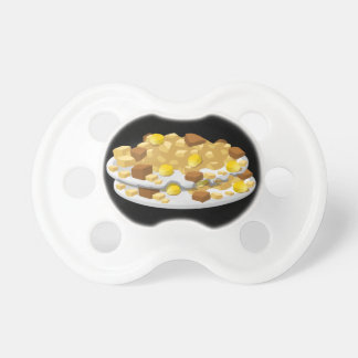 Glitch Food hash Pacifier