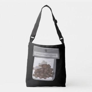 Glitch Food kings of condiments Crossbody Bag