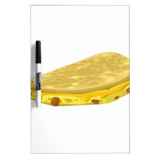 Glitch Food meat tetrazzini Dry Erase Board