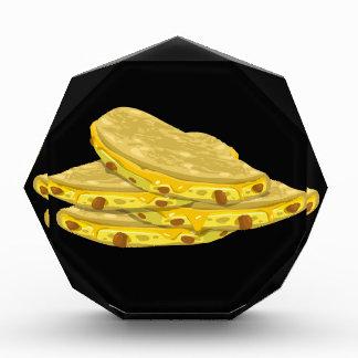 Glitch Food mexicali eggs Award