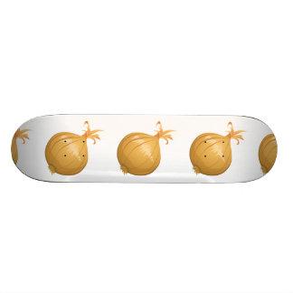 Glitch Food onion Skateboard