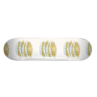 Glitch Food plain noodles Skateboard Deck