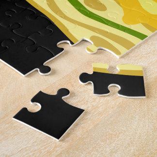 Glitch Food scrumptious frittata Jigsaw Puzzle