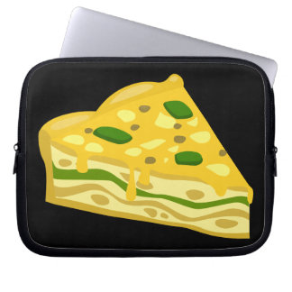 Glitch Food scrumptious frittata Laptop Sleeve