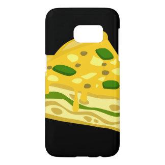 Glitch Food scrumptious frittata Samsung Galaxy S7 Case