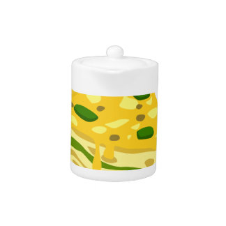Glitch Food scrumptious frittata Teapot