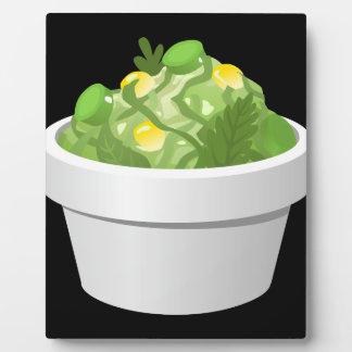 Glitch Food simple slaw Plaque
