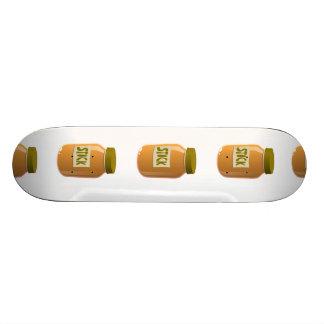 Glitch Food stock sauce Skateboard