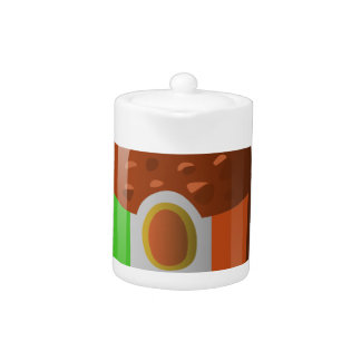 Glitch Food wicked bolognese sauce Teapot