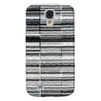 Glitch Galaxy S4 Cover