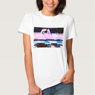 Glitch Girl T-shirt