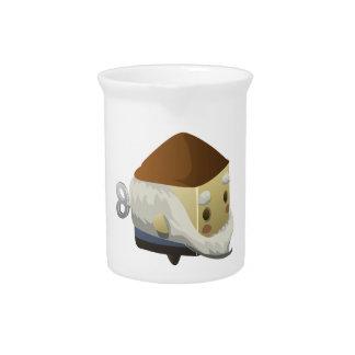 Glitch gnome cubimal pitcher