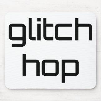 Glitch Hop Mouse Pad