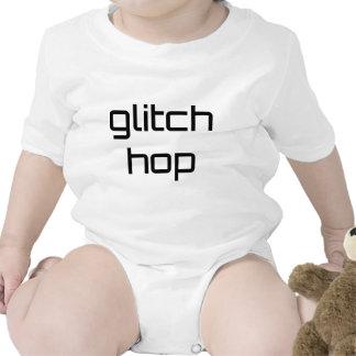 Glitch Hop Rompers