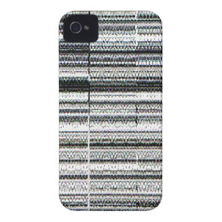 Glitch iPhone 4 Cases