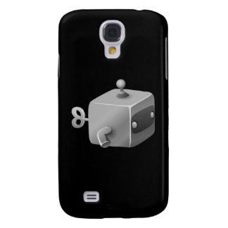 Glitch maintenance bot cubimal samsung galaxy s4 case