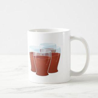 Glitch: mega healthy veggie juice coffee mug