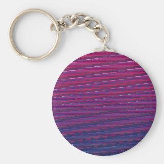 Glitch Number One Keychain