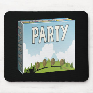 Glitch: party pack pitchen lilliputt mouse pad