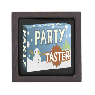 Glitch: party pack taster winter wingding keepsake box