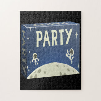 Glitch: party pack toxic moon jigsaw puzzle